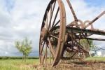 Old Antique Farm Implement