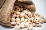 bag of pistachios