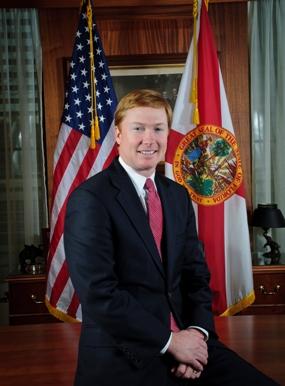 Commissioner Adam Putnam
