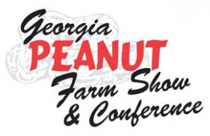 The Georgia Peanut Farm Show logo special