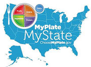 MyPlate, MyState, a celebration of hometown goodness and healthy eating styles. More details coming soon!