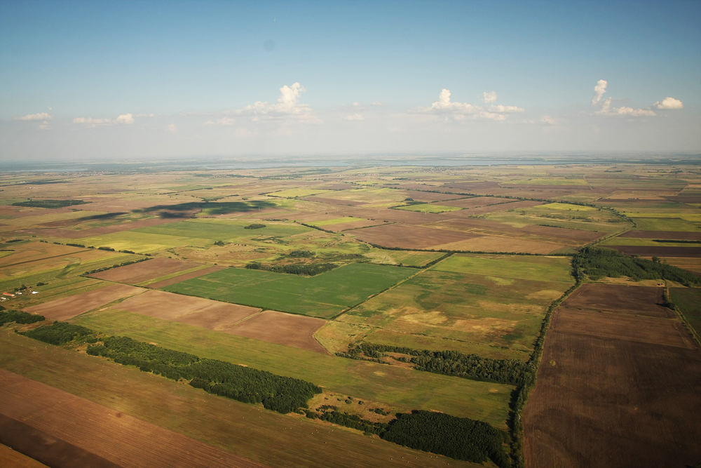 farmland acres