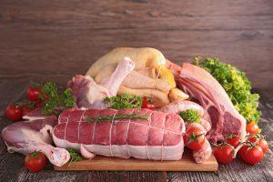 meat sales