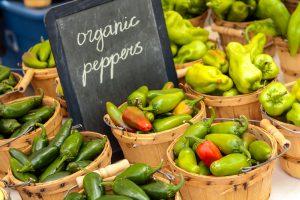 imported organics