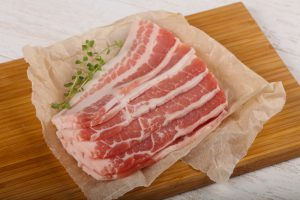 bacon pork prices