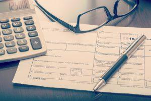 Tax 1099 Misc form