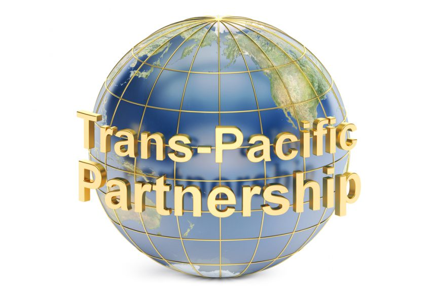 TPP, Trans-Pacific Partnership, Japan