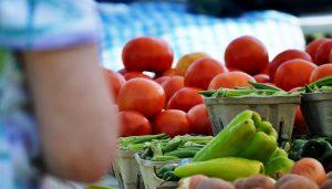 fruits vegetables healthy