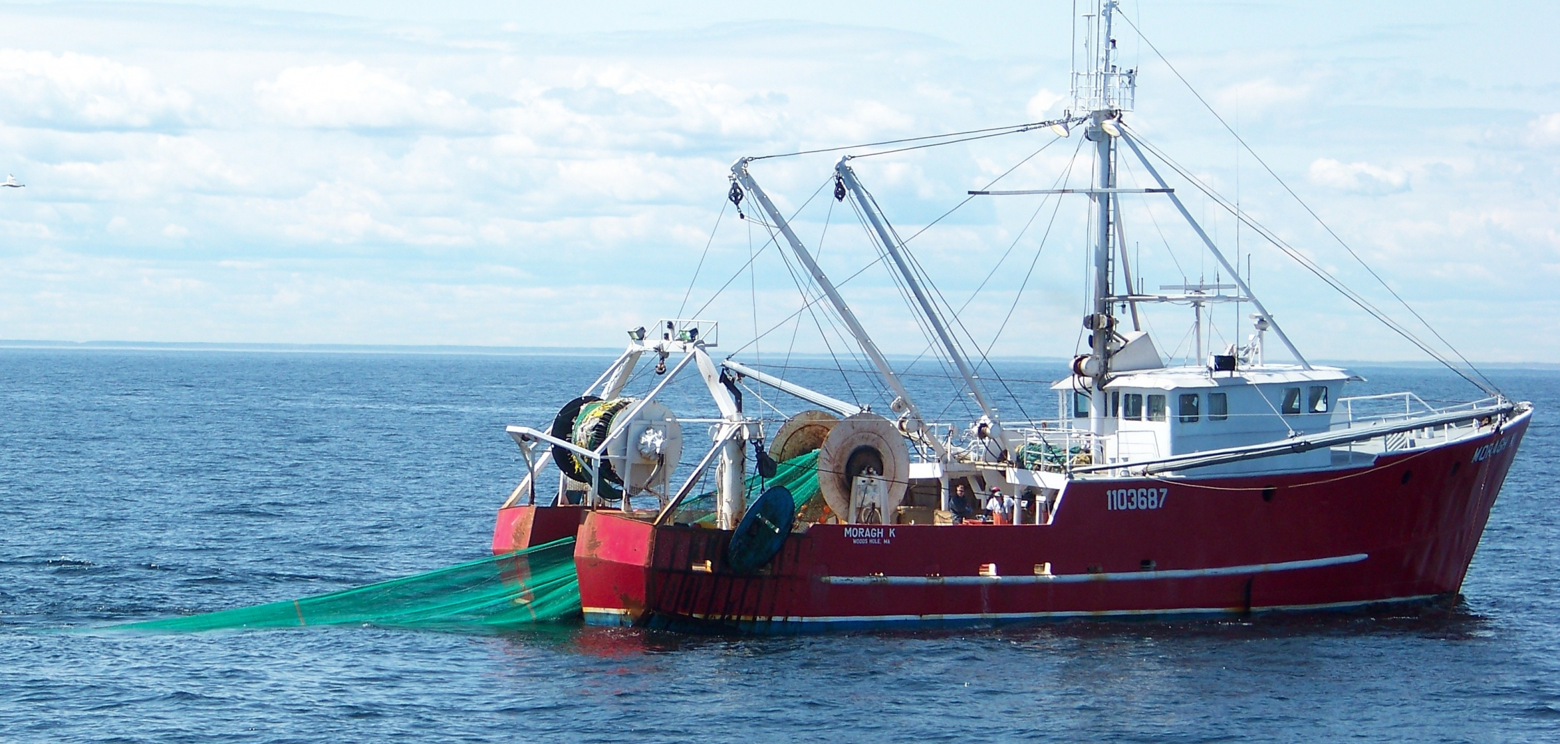 U s on path to sustainable commercial fishing waters for Commercial fishing jobs