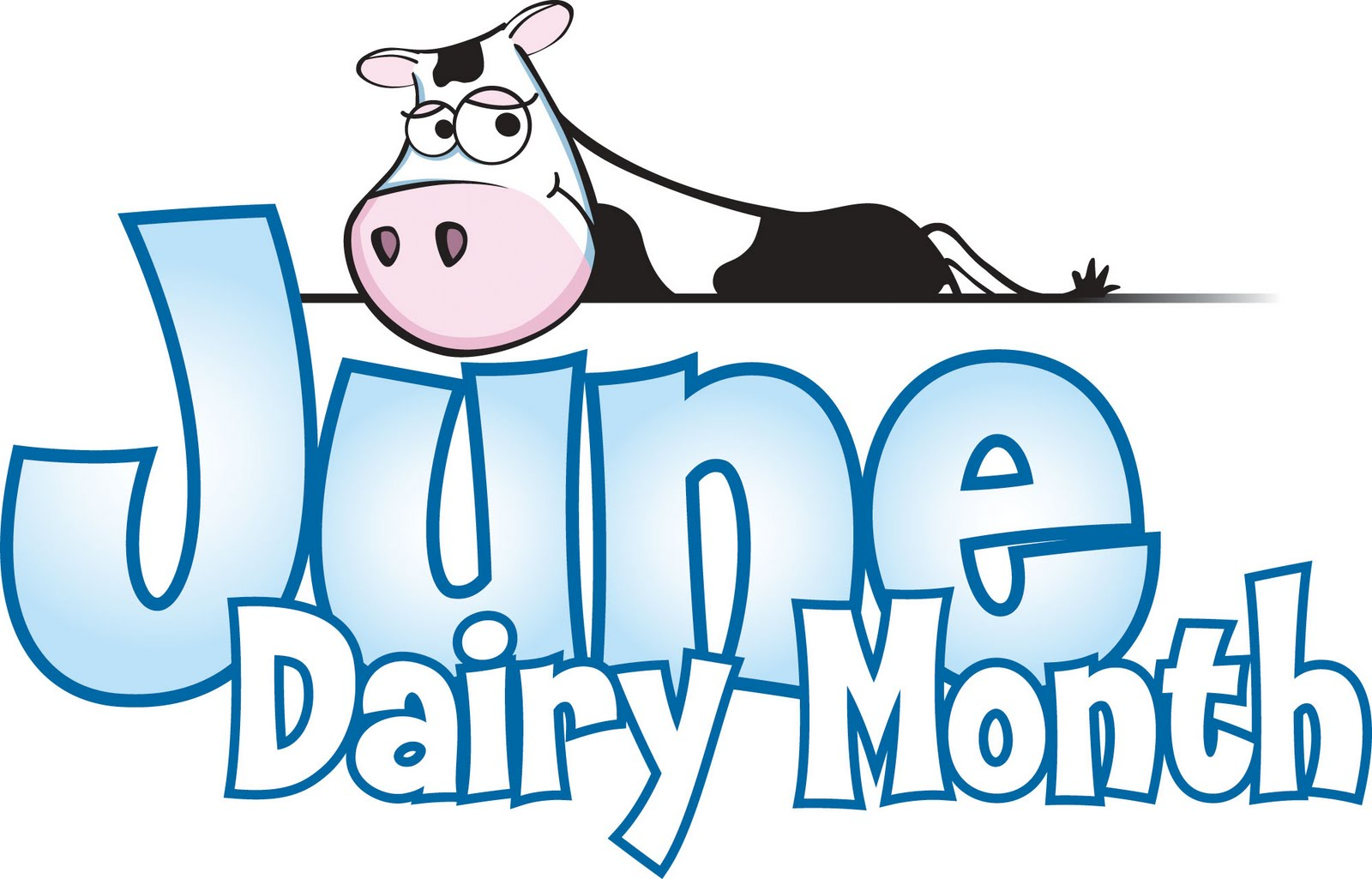 Dairy Month Coloring Pages
