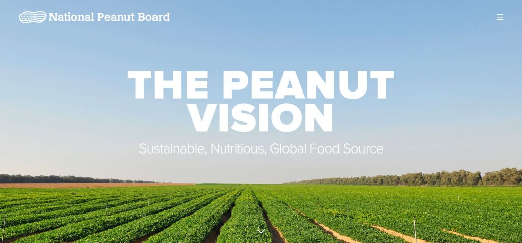 new peanut vision
