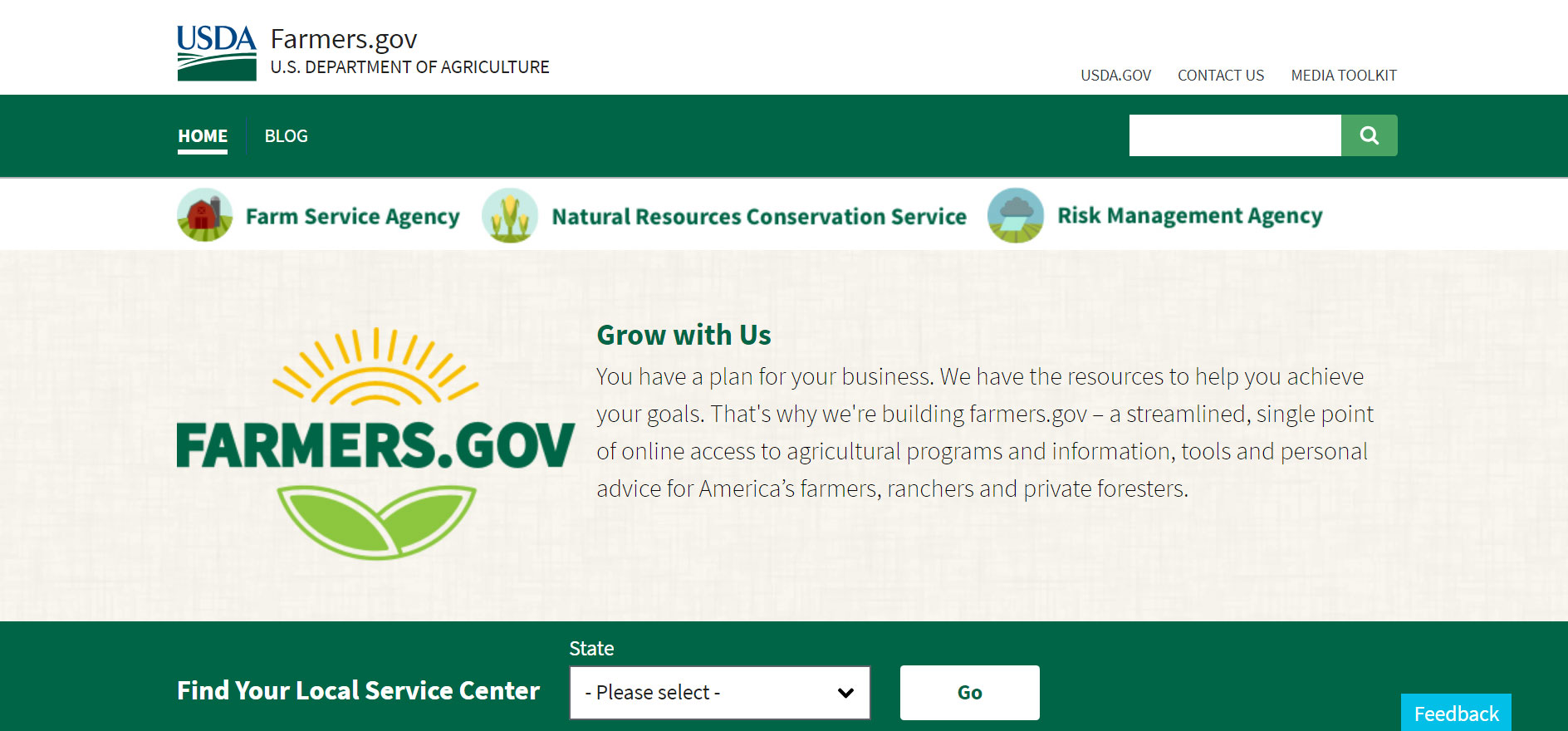 new usda website for farmers - southeast agnet