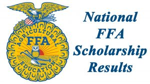 national ffa scholarship