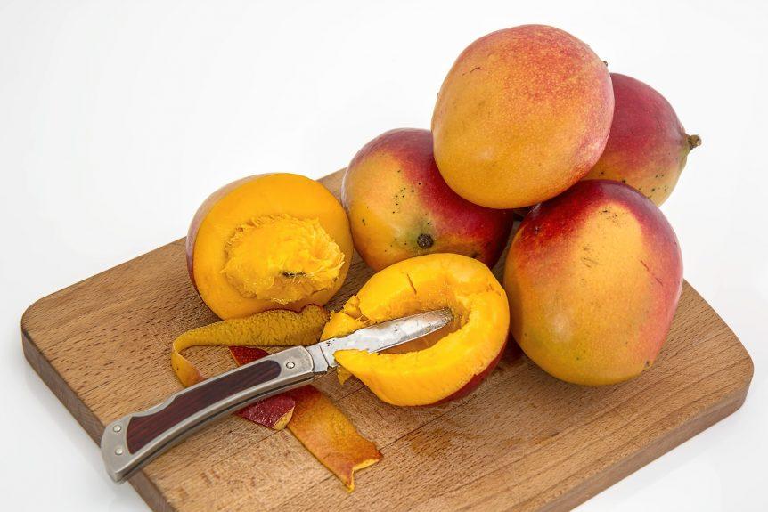 celebrating june mango