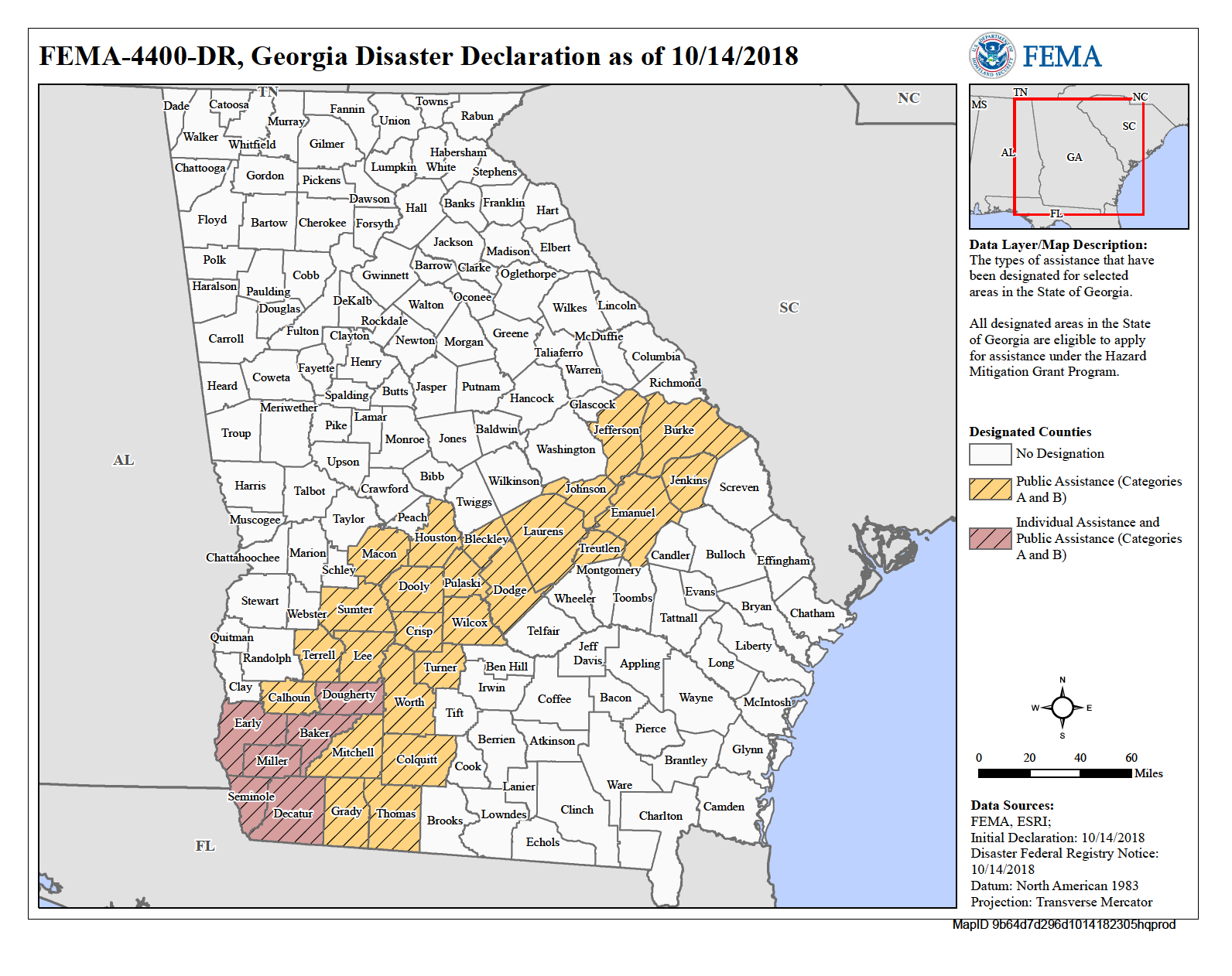 Southeast Us Natural Resources